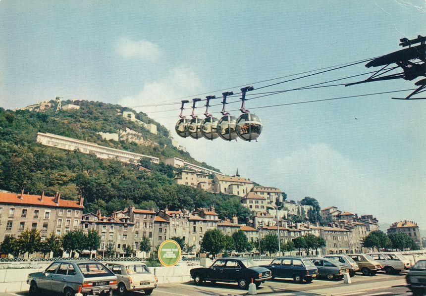 carte postale en 1979