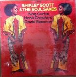 Shirley Scott and the Soul Saxes (1969) cd