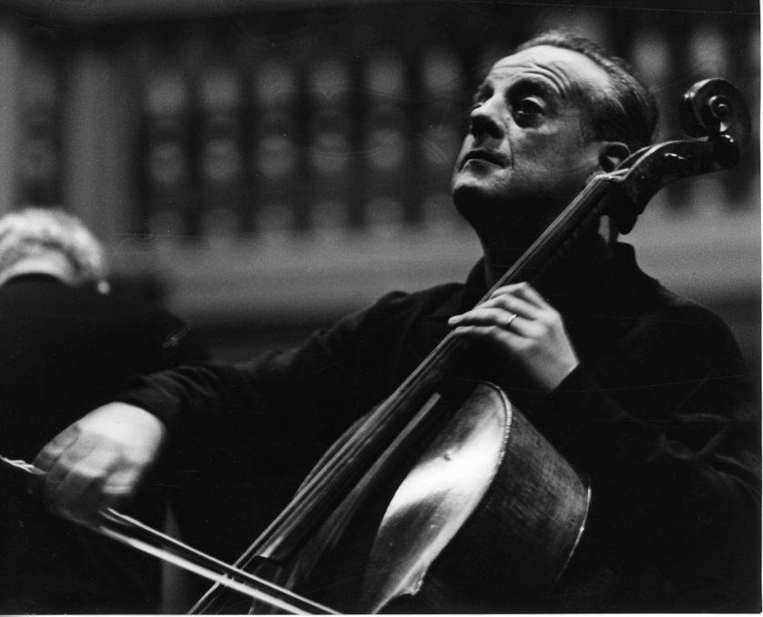 André Navarra à Prague en 1964