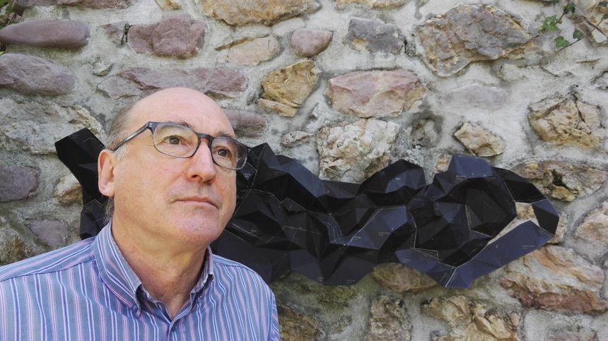 Gilles Parent, l'un des chercheurs à l'origine de la redécouverte des mines de Banca