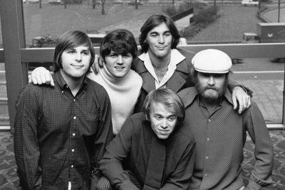 The Beach Boys, le 28 novembre 1968.