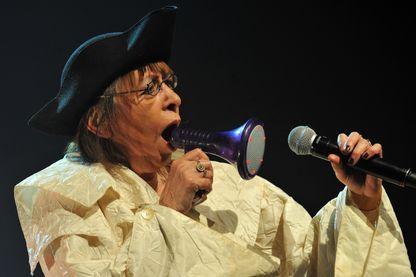 Concert de Brigitte Fontaine, 2012