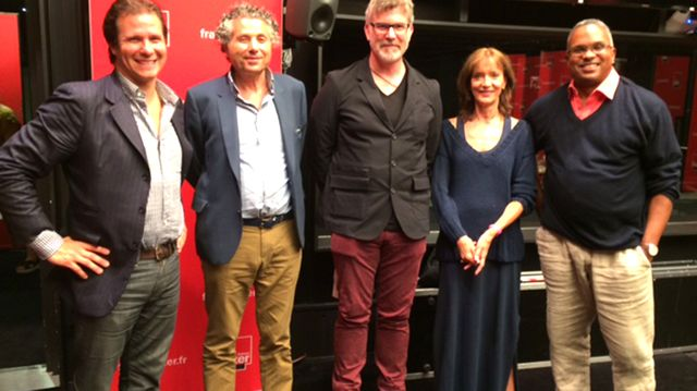 Guillaume Debré/Gilles William Goldanel/Laird Hunt/Nicole Bacharan/Jake Lamar