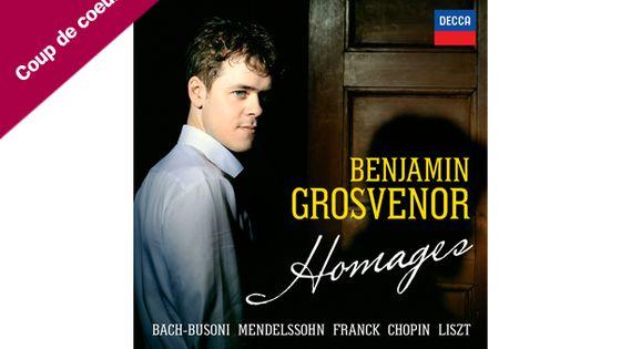 Visuel Coup de coeur Homages Benjamin Grosvenor