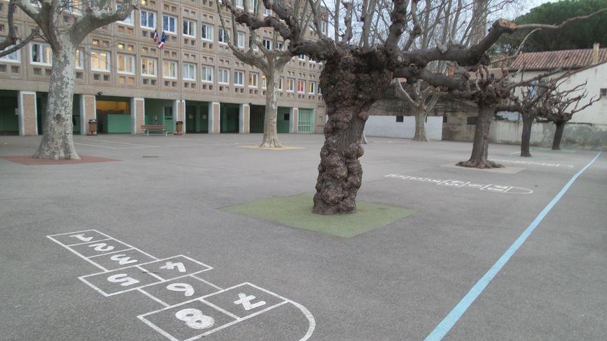 Ecole à Avignon