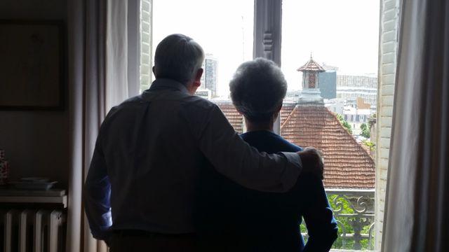 Robert et Anne, parents de victimes présumées, 2016