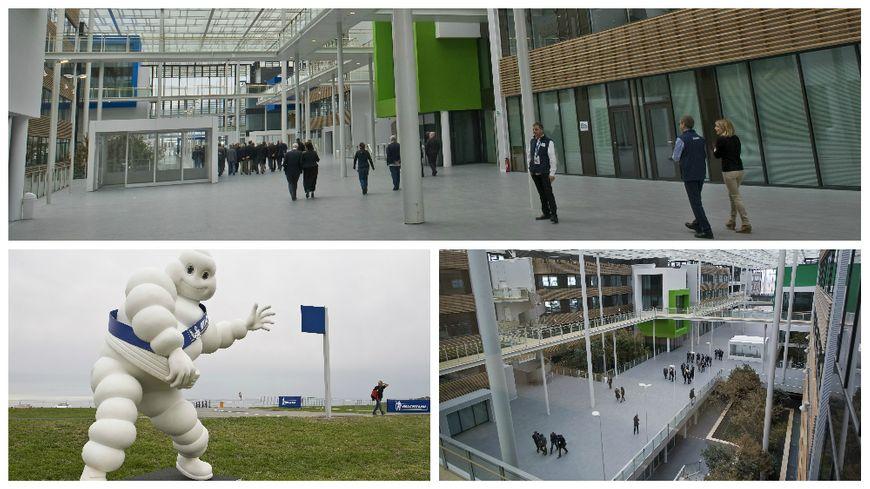Le centre de recherche de Ladoux concentre les trois quarts de la recherche Michelin dans le monde