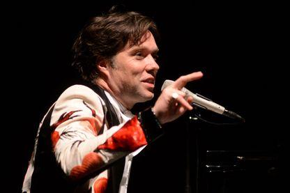 Rufus Wainwright en concert le 8 Avril , 2014 Bologne, Italie