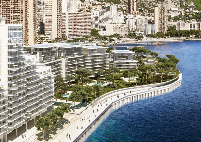 Monaco va encore rogner sur la mer
