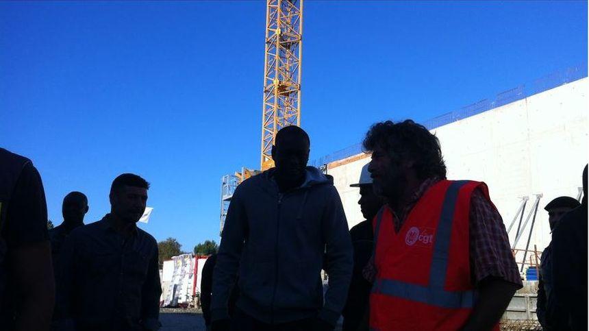 Les ouvriers d'Eiffage Toulouse en grève après une vague de 4 suicides sur les chantiers toulousains