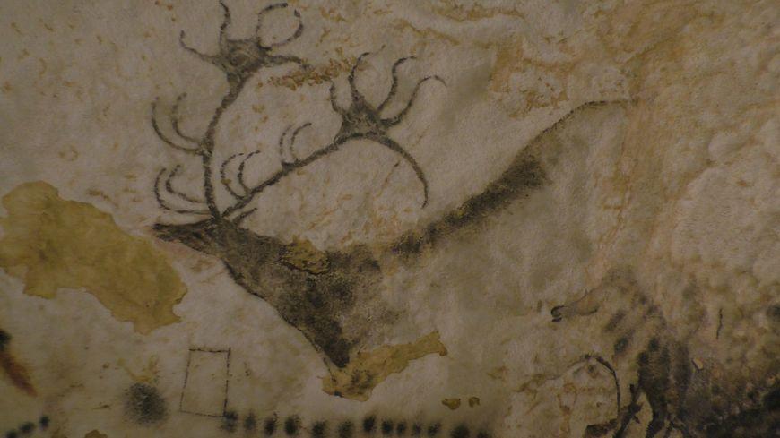 la reconstitution de la grotte de Lascaux