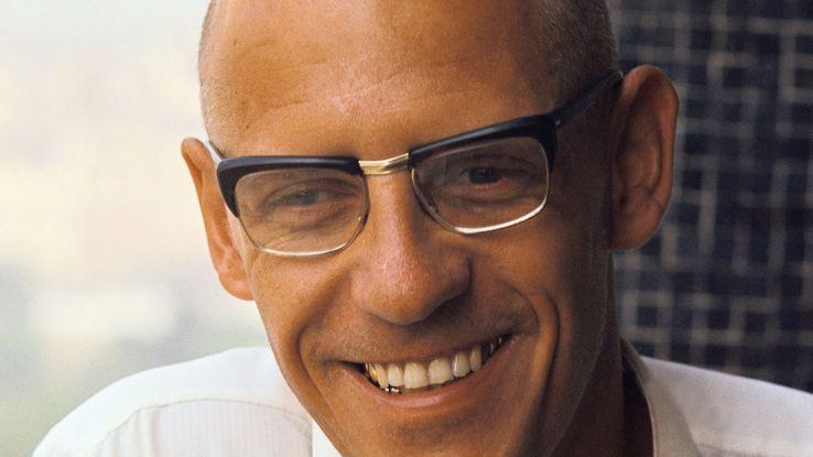 Michel Foucault en 1967.