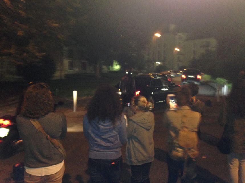 Justin Bieber quitte Amiens sans le moindre regard pour les fans