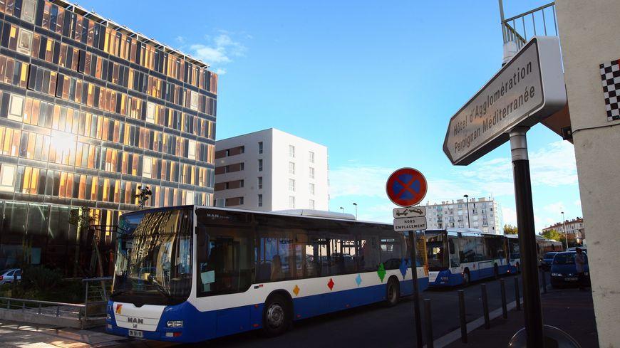 Un bus de la CTPM. Photo d'illustration