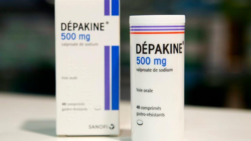 La dépakine, prescrite pour traiter l'épilepsie