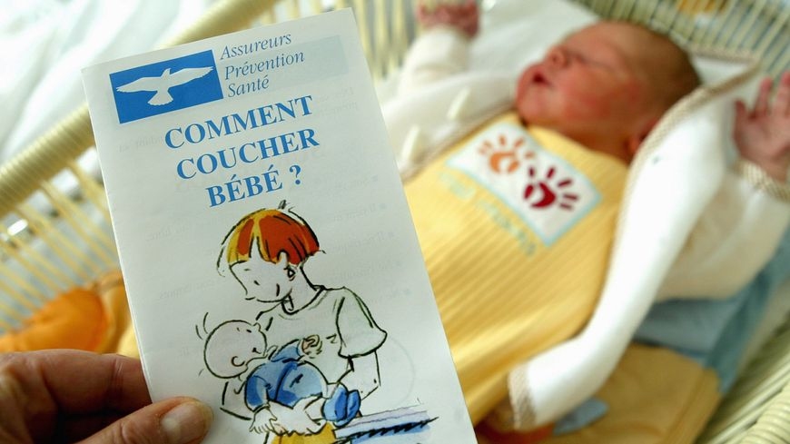 Les professionnels de santé estiment que 150 décès par an pourraient être évités si tous suivaient les recommandations de couchage