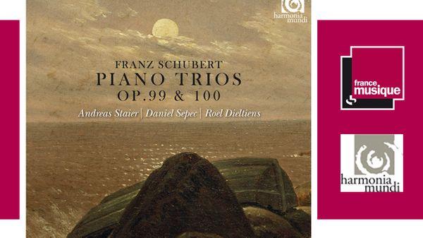 Franz Schubert - Trios pour piano op. 99 et 100