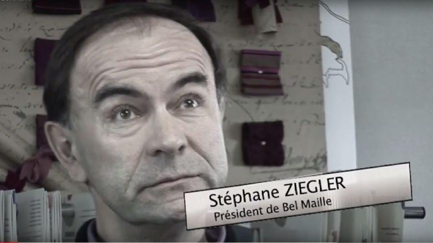 Capture d'écran, vidéo de promotion de Bel Maille publiée sur YouTube