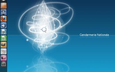 Gendbuntu, système d'exploitation libre pionnier développé par la gendarmerie française