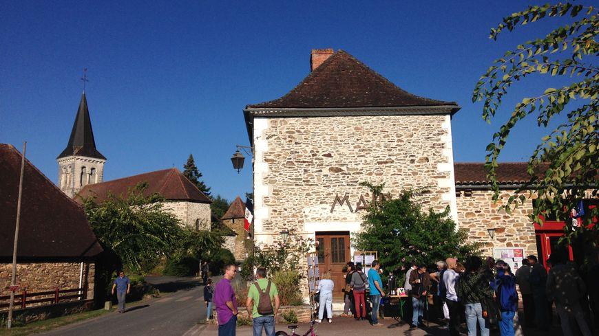 En huit ans, Saint-Pierre-de-Frugie a gagné près de 40 habitants grâce à son nouveau mode de vie.
