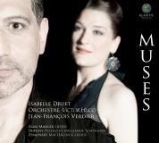 Pochette - Orchestre Victor Hugo - JF Verdier - Klarthe Records