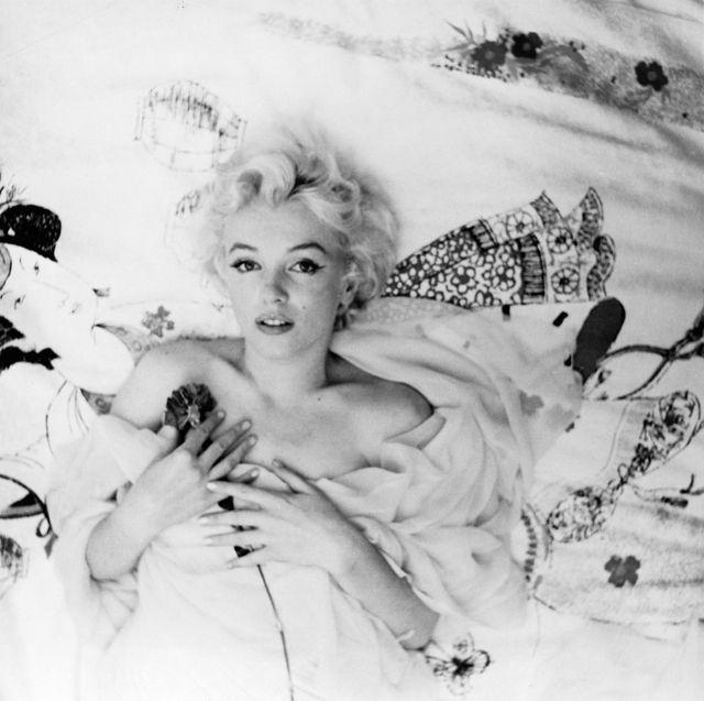 Marilyn Monroe 1956 by Cecil Beaton