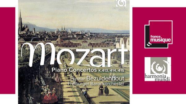 Mozart -  Concertos pour piano n° 11-13 Mozart