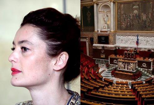 Aurélie Dupont / Assemblée nationale
