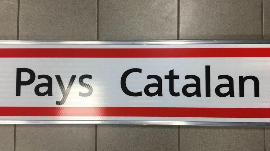 Les panneaux 'pays Catalan' pullulent aux abord des communes