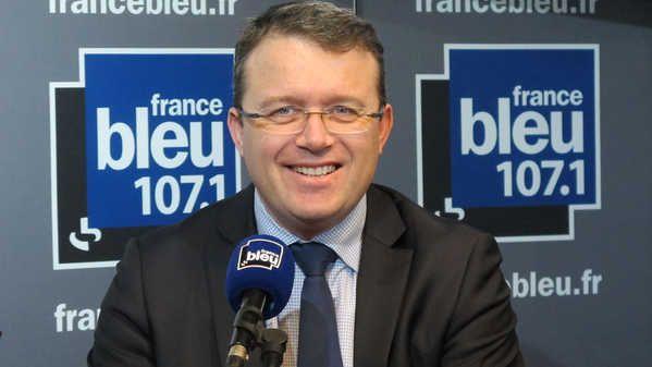 François Durovray, président du conseil départemental de l'Essonne