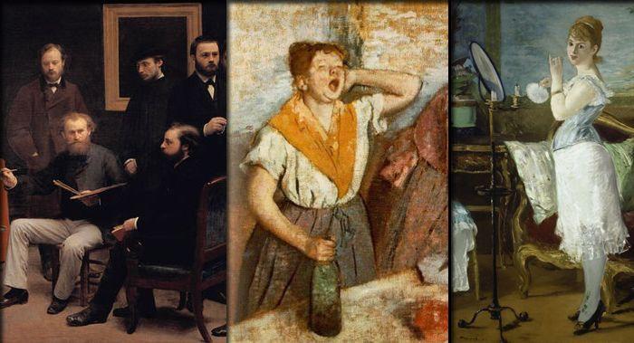 Trois Tableaux Que Zola Aurait Pu Peindre