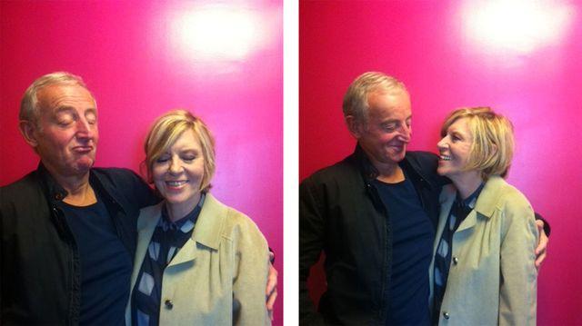 Yann Queffélec et Chantal Ladesou