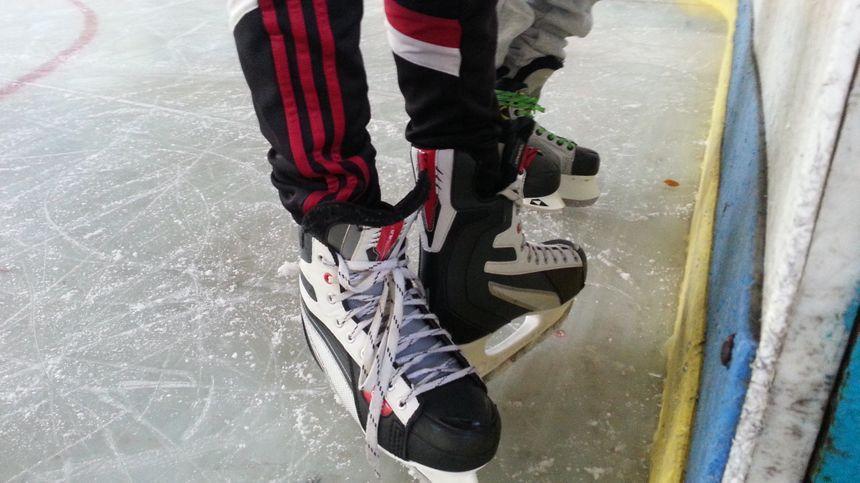 La glace est de retour à la patinoire d'Avignon
