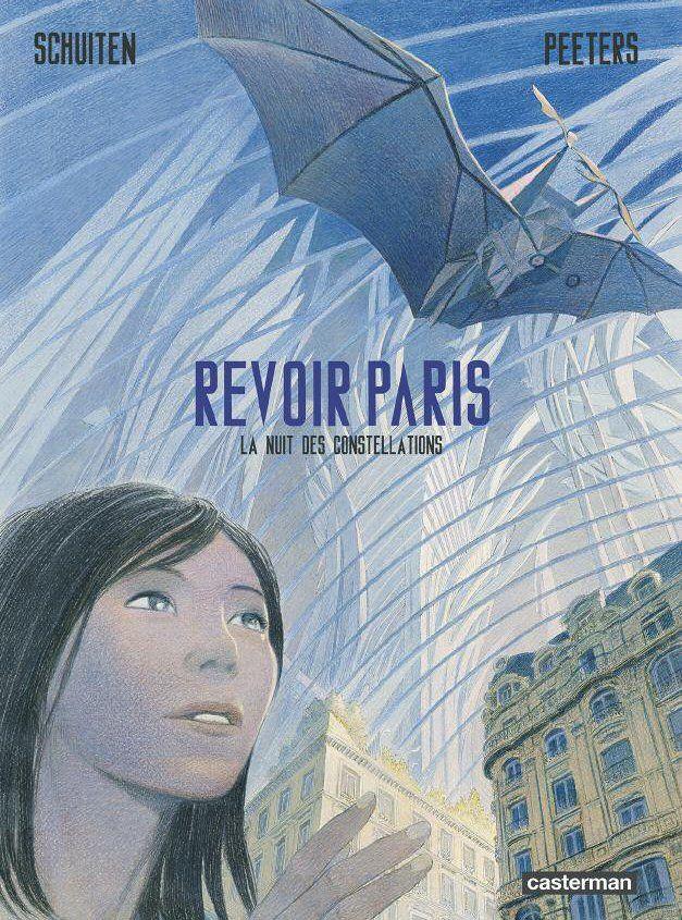 Couverture de Revoir Paris, tome 2