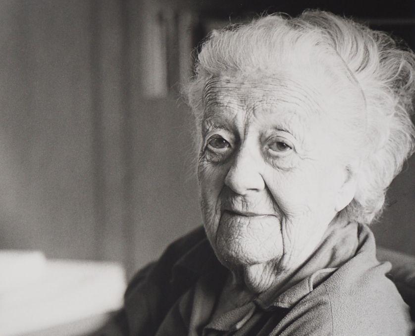 Germaine Tillion, 2003.