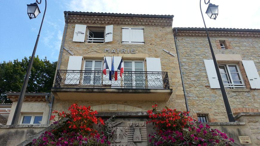 La mairie d'Allex dans la Drôme
