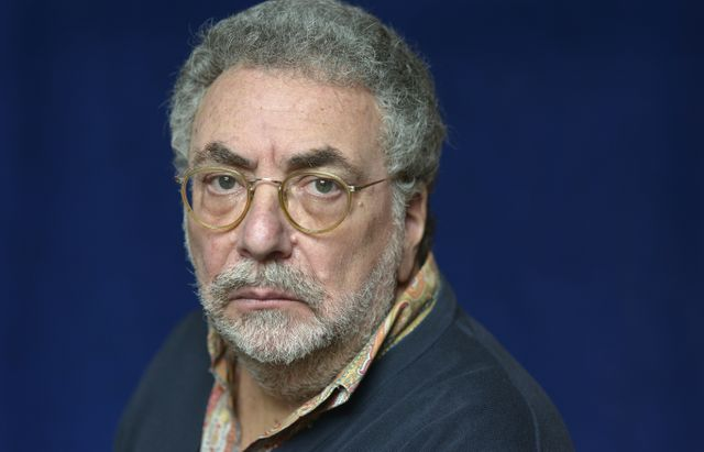 François Rivière ,  critique littéraire, éditeur, romancier, traducteur, biographe