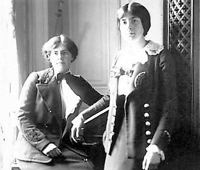 Les sœurs Nadia & Lili Boulanger ©classicagenda.fr
