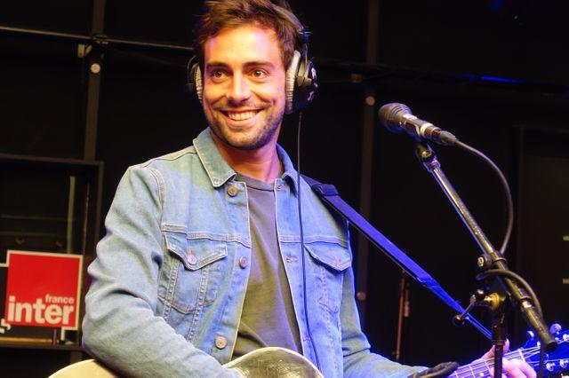 Marc Daumail du groupe Cocoon