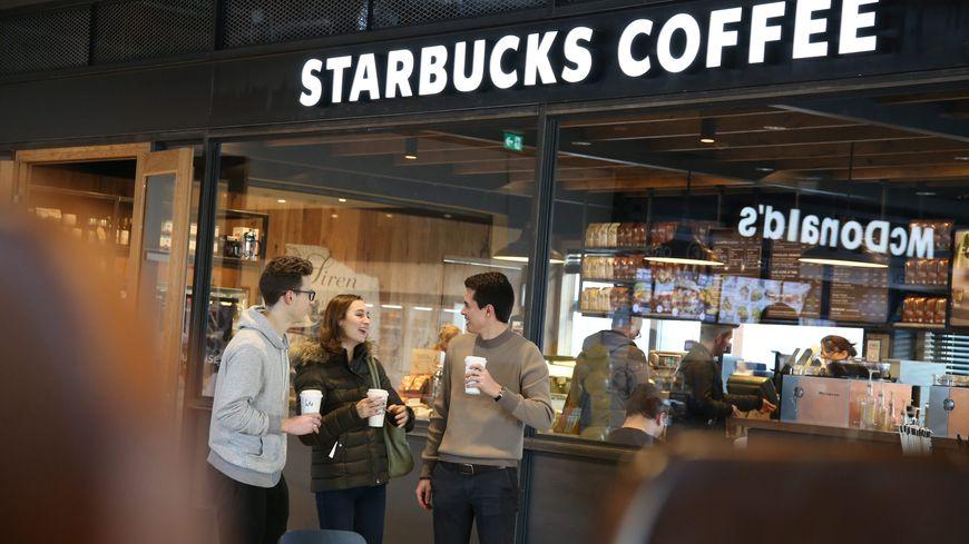 Starbucks coffee renonce à s'installer en gare de Clermont-Ferrand