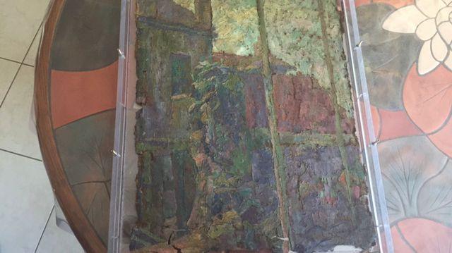 Le tableau est il un Claude Monet ?