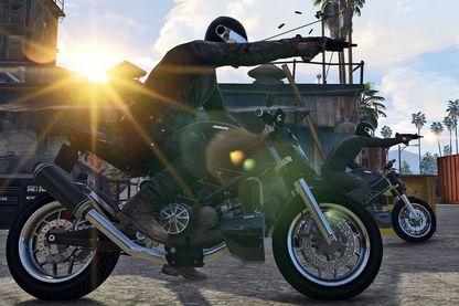Capture du jeu Grand Theft Auto V
