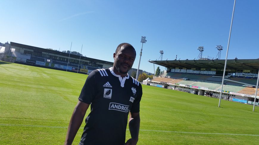 Takudzwa Ngwenya a (re)découvert le Stadium de Brive