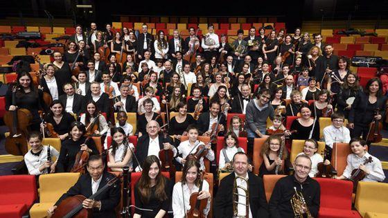 L'Orchestre de Viva l'Orchestra - © Christophe Abramowitz - Radio France