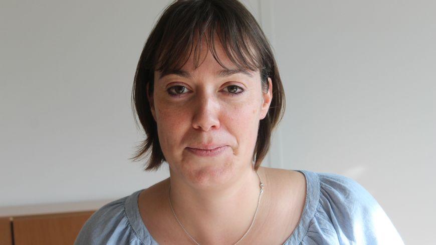Elodie Poullin, directeur de la CPAM