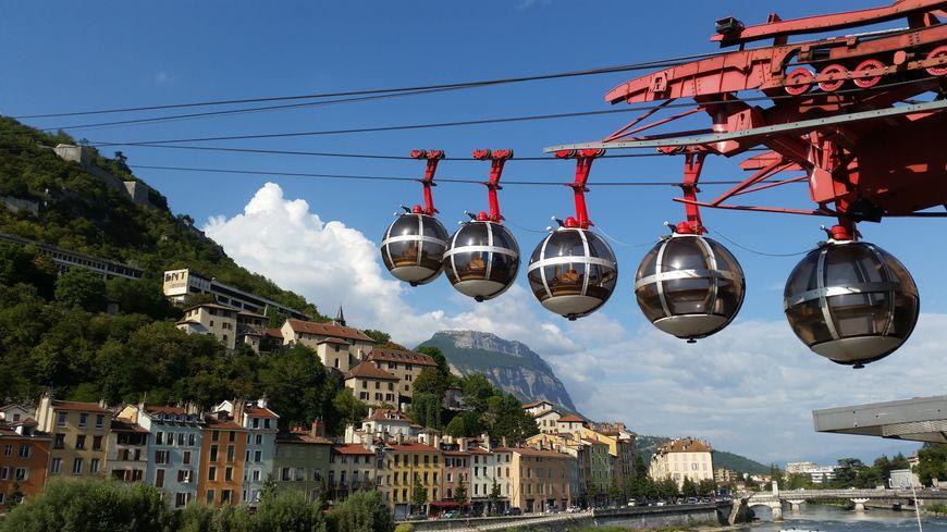 Les bulles de Grenoble en 2016