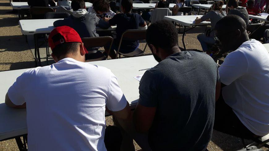 255 personnes ont participé à la 74è Dictée des Cités organisée cette fois ci à Cergy