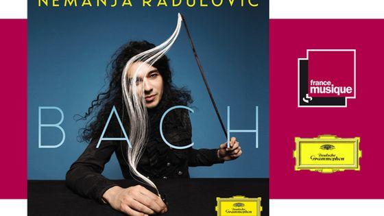 Nemanja Radulvić - Bach