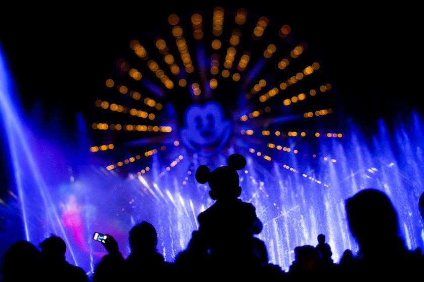 Disney, concert !