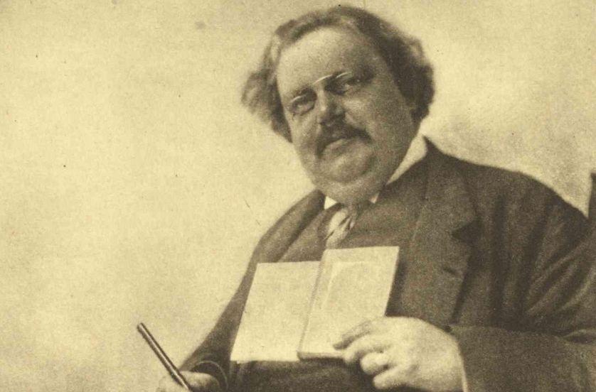 Gilbert Keith Chesterton en 1915